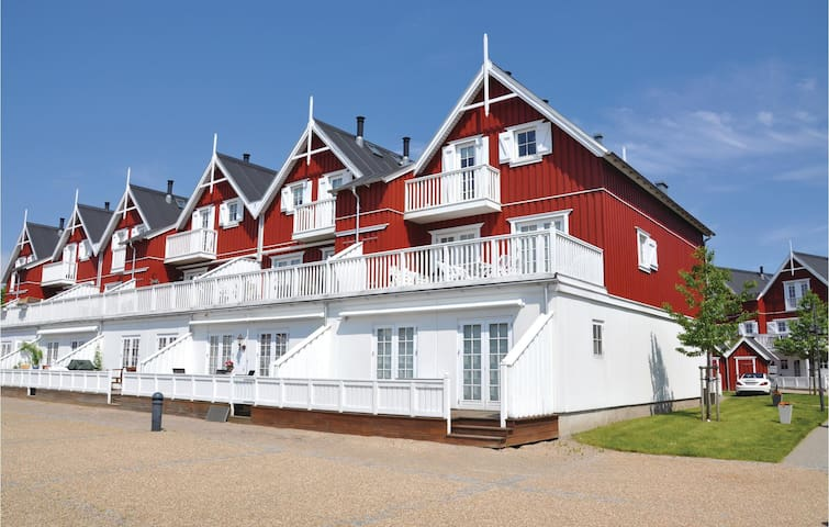 Holiday apartment with 3 bedrooms on 127m² in Gråsten