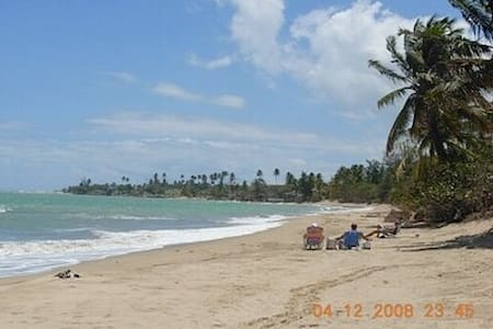 Your Caribbean Beach Home - Loíza - Appartement