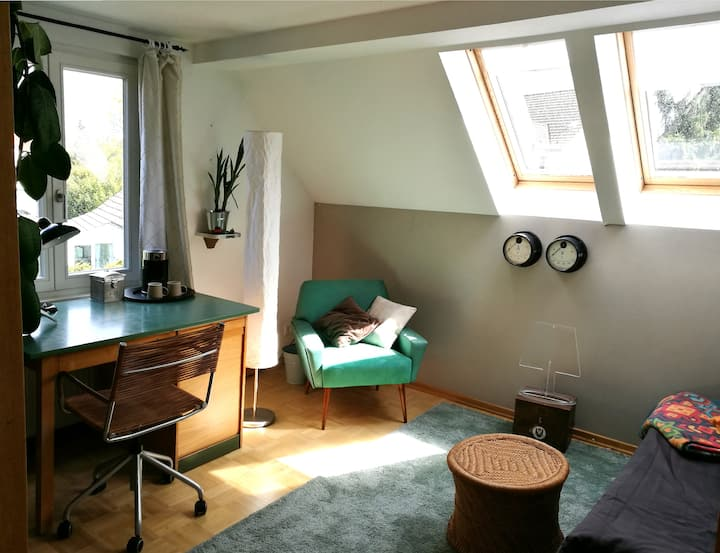 small cosy room in Airbnb Flat