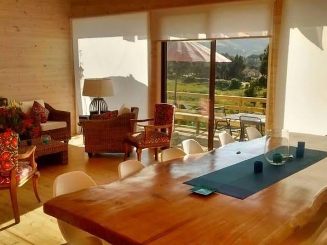 Magnífica casa Papudo, Punta Puyai - Papudo - Dům