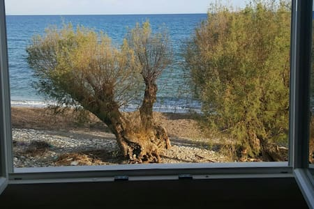 Samos sea view apartment