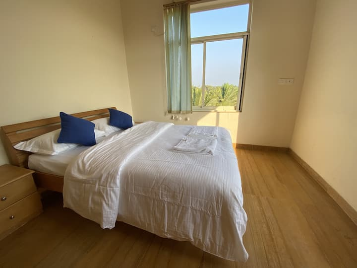 Charming 2 BHK Penthouse near Anjuna