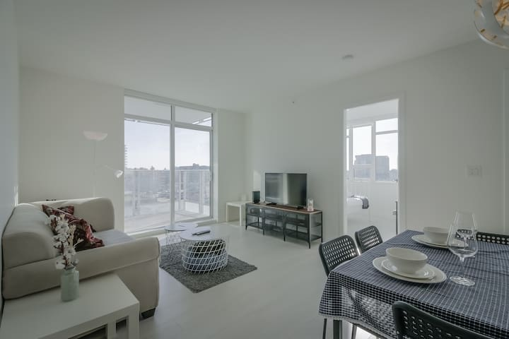 Cozy and Luxury 3 Bedrooms Apartment DT Richmond