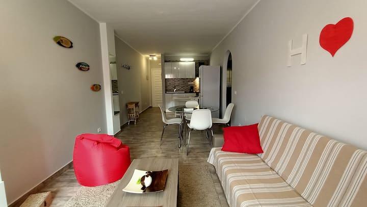 El Medano Galte cosy apartmente