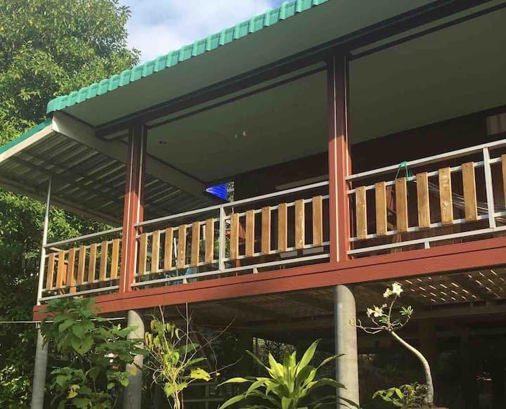 Sri Thanu A Jungle & Yoga Style House