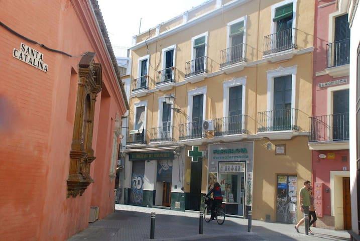 Apartamento Centro Santa Catalina 1º A