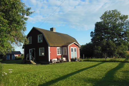 Idyllic accommodation in the farm environment