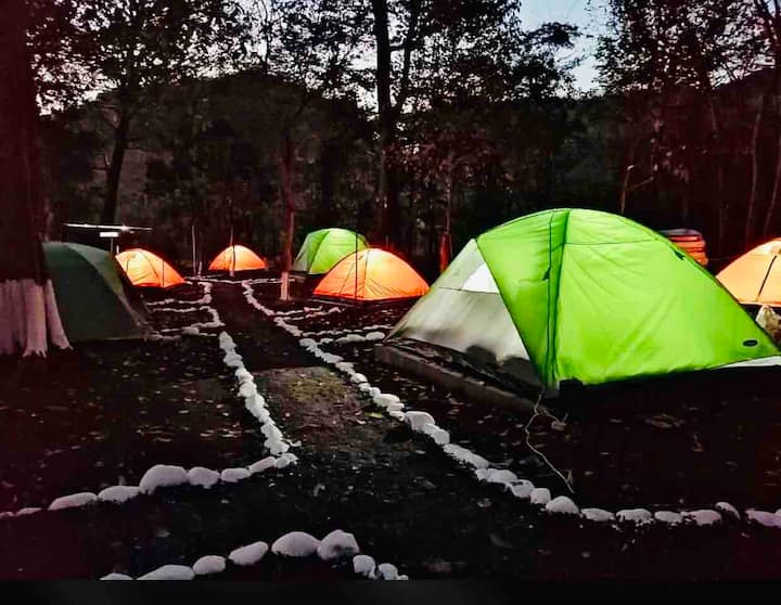 Camping All included