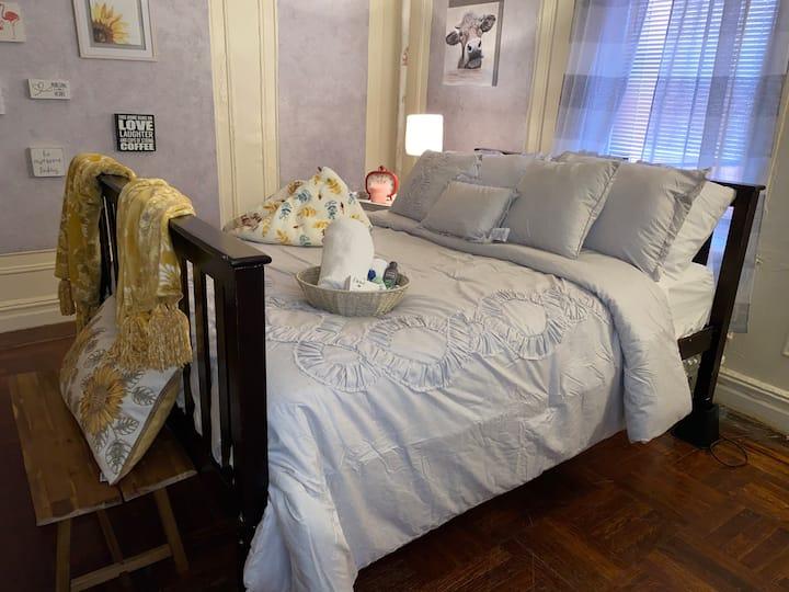 Bedroom in NYC