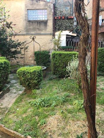 La casa di Amelia - Volterra - Lägenhet