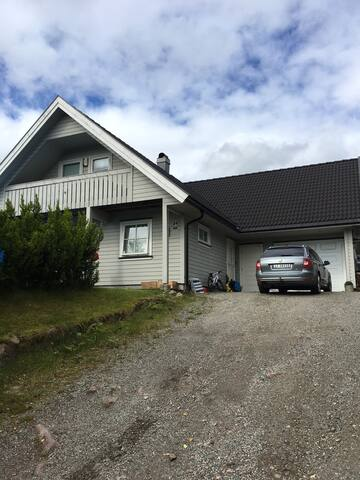 Big house close to Oslo and Drammen, for rent