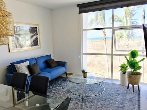Condominio con vista al Mar y alberca privada