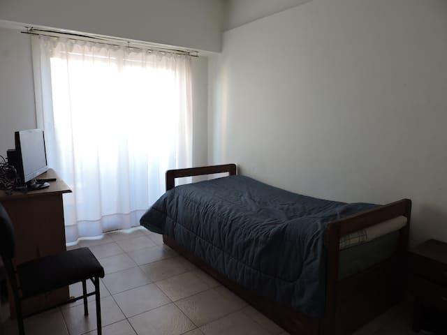 Habitación en pleno centro - La Plata - Appartamento