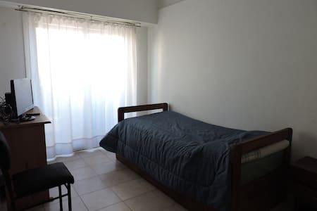 Habitación en pleno centro - La Plata - Apartamento