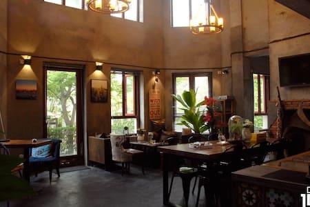拥有真壁炉的MIX风独栋别墅 - Shanghai
