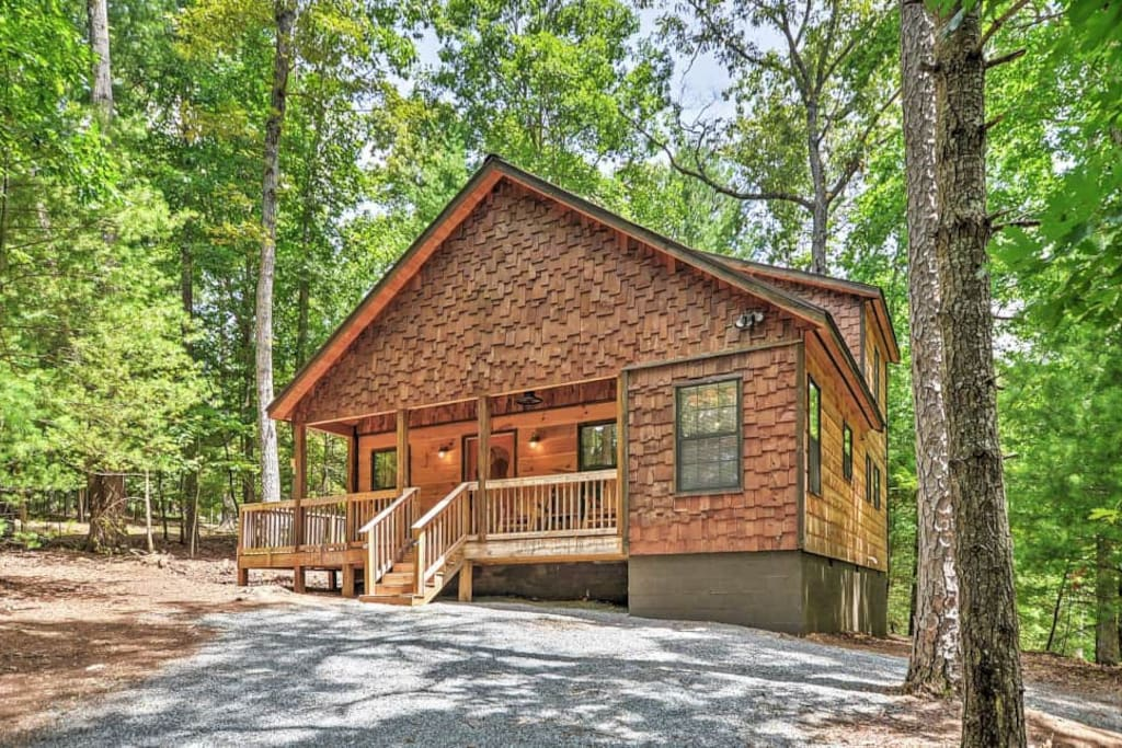 take a breath 2br ellijay cabin cabins for rent in ForEllijay Cabins For Rent By Owner