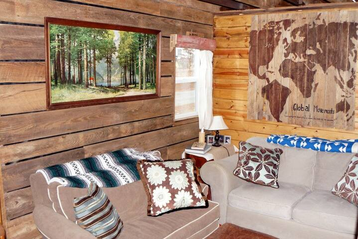 Selah Barn, a cozy retreat for mind, body and soul - Loganville - Chalet