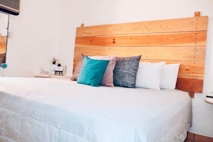 Habitación Katia/habitaciones samy