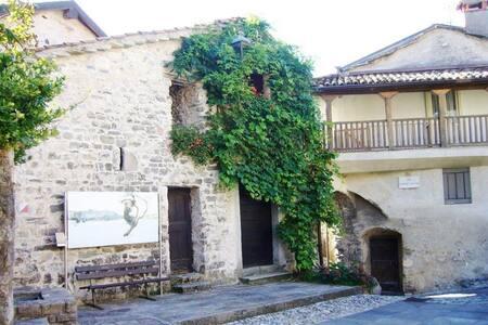 Appartamento in corte medievale - Caglio - Lakás