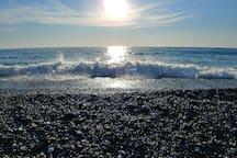 Spiaggia di Cirella