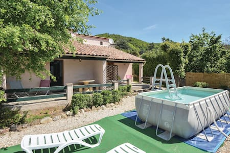 Holiday apartment with 1 bedroom on 47m² in Revety-Bessèges