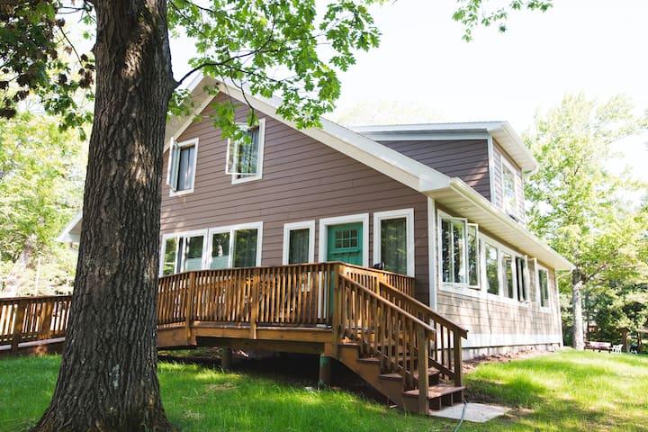 Gorgeous Beach House on Lake Superior
