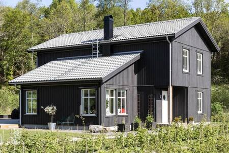 Cosy new built large house close to sea - Kungsbacka V - House