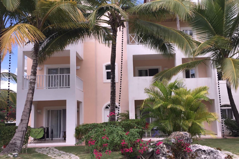 Exterior of Apartment