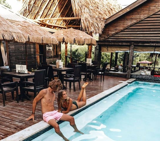 Boutique Cabana, Adults only, private plunge pool
