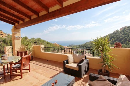 Villa lujosa con piscina privada en Altea Hills - Altea Hills - Chalet