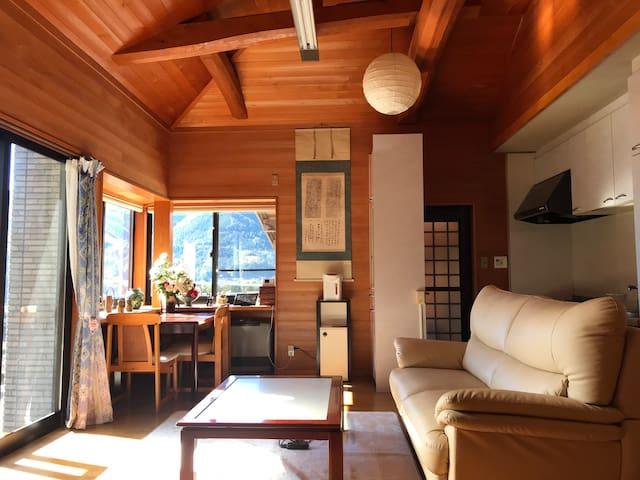 Hida-Hagiwara Holiday House 2 =飛騨萩原=