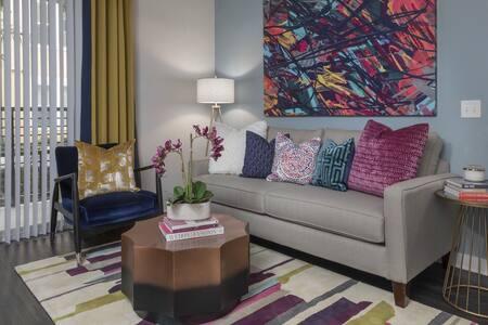 Lindo apartamento para quien está de paso