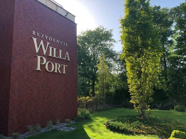 Apartament Rezydencja Willa port Ostróda