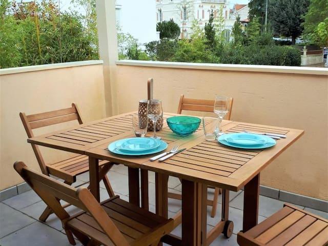 Quartier PONTAILLAC - Appartement cosy et chaleureux