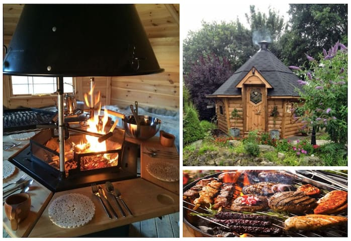 Couples dog friendly retreat with views & BBQ Hut! - Carmarthenshire - Altres