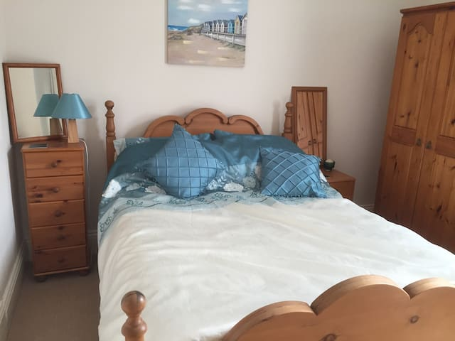 Double en-suite bedroom - South Shields - Hus