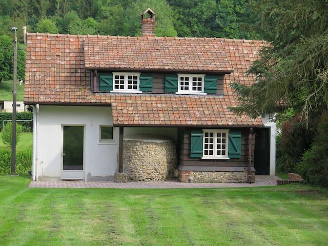 La Tabatière - Embry - Huis