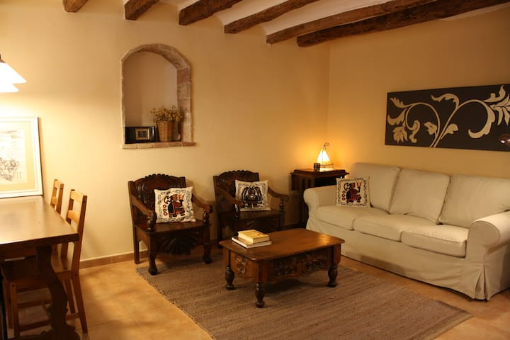 Nice apartment in house of the XVIII century