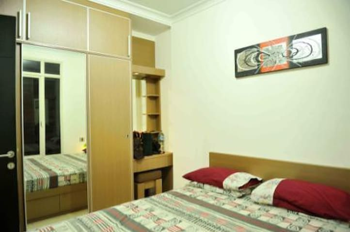 Lux affordable apt in South Jakarta - Jakarta-Zuid - Appartement