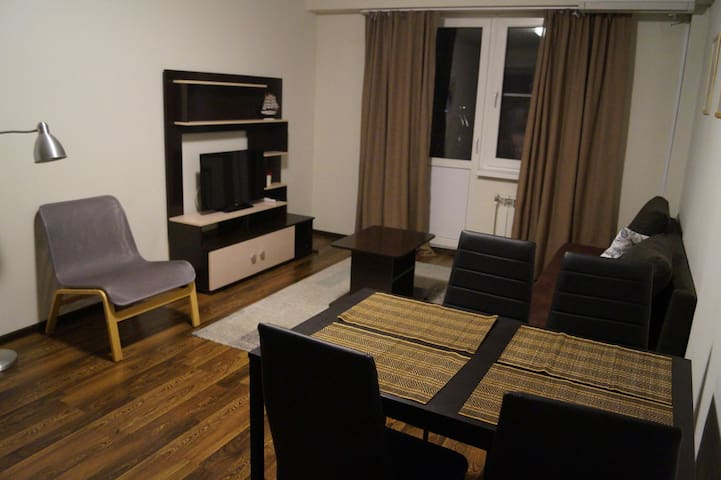 2-комнатная комфортабельная квартира в Адлере - Сочи - Serviced apartment