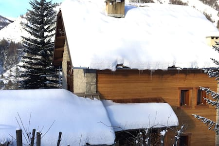 Nice chalet, 9 people, 120 m2
