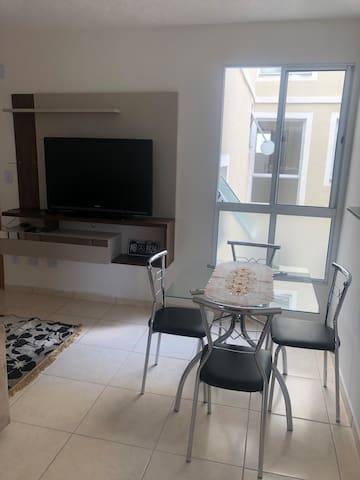 Apartamento novo ótima localização em Bauru