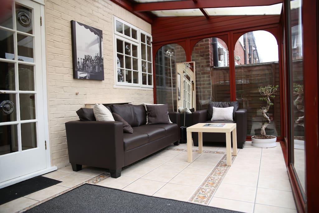 Conservatory, Lounge & Office Desk
