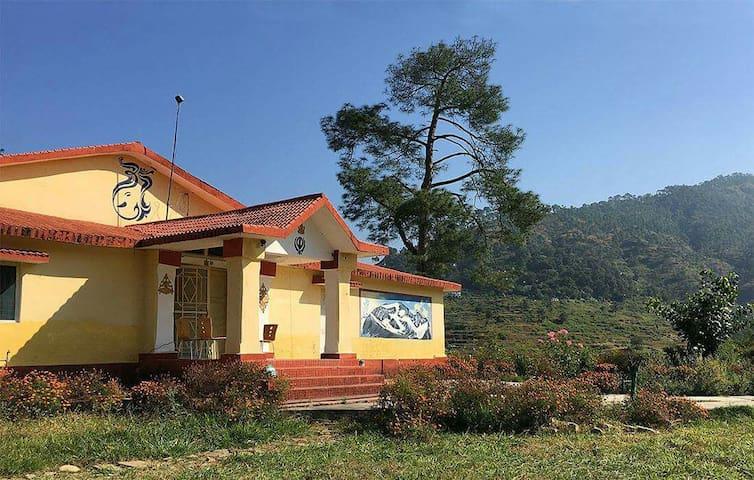 Innisfree at Hawalbagh - Almora - บ้าน