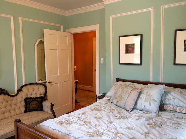 Beautiful Oak Park Private Room - Oak Park - Huis