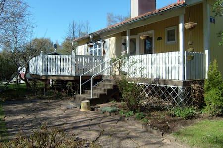 Ruim, mooi gelegen huis in Småland - Uppvidinge N
