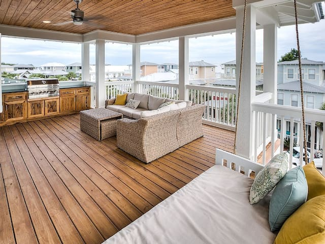 Seacrest Beach - The Seagrass Cottage