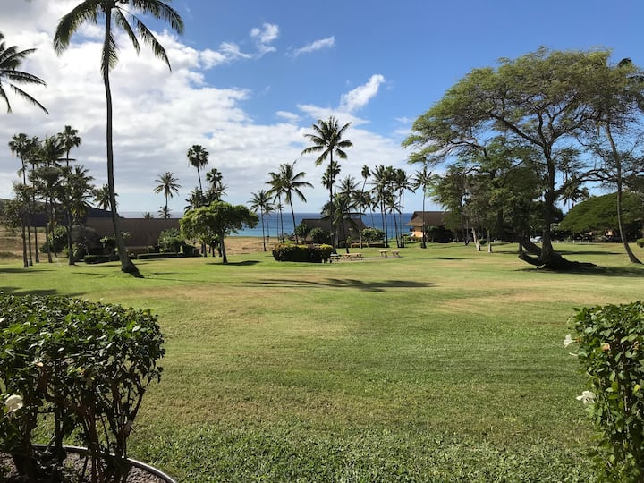 Ocean View Loft, West Moloka'i