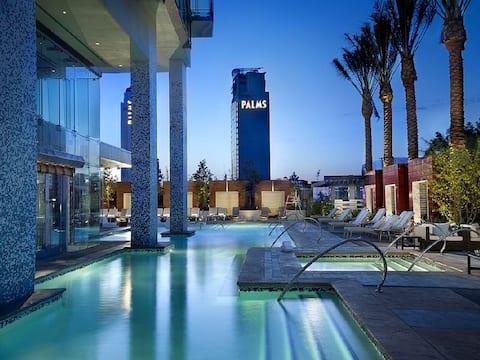 High 50th Floor-Open Balcony-Views-No resort fee