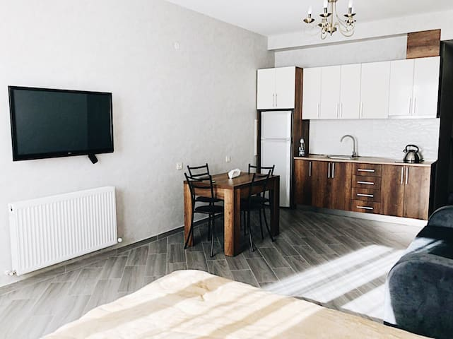 Apartment in center Bakuriani, best location